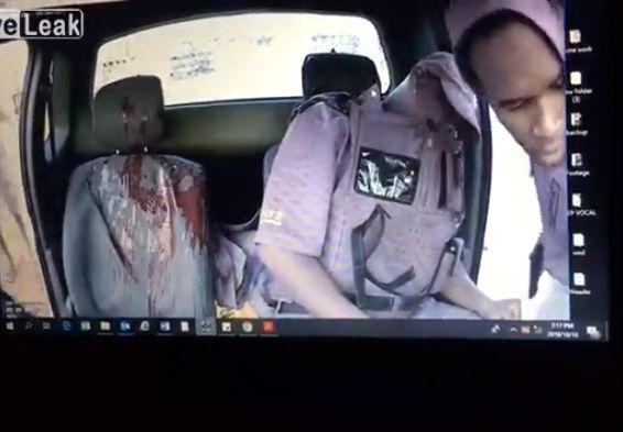 【世紀末都市】停車中窓の外からいきなり射殺される武装警備員、南アフリカ怖過ぎ・・・・・(動画)・4枚目