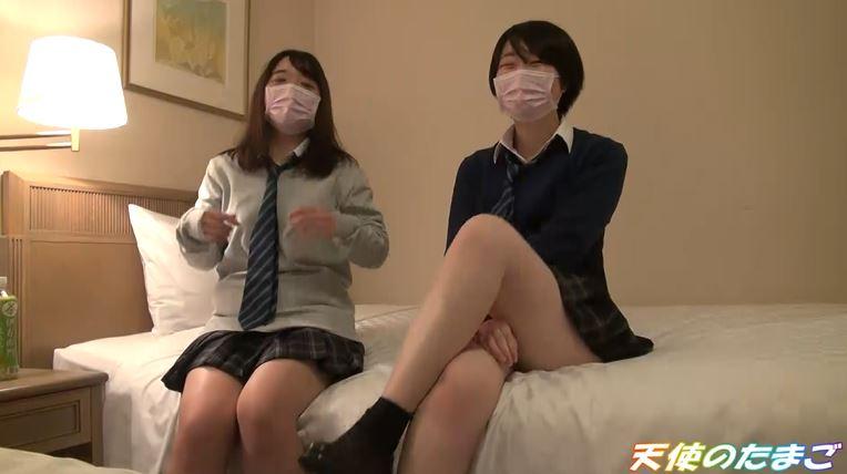 【エロ画像】日本の女子学生、ガチで海外よりヤバかった・・・・1枚目