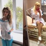 【ロシアン女医】ロシアの美しすぎる医療従事者、これは入院不可避だな・・・・・(画像)