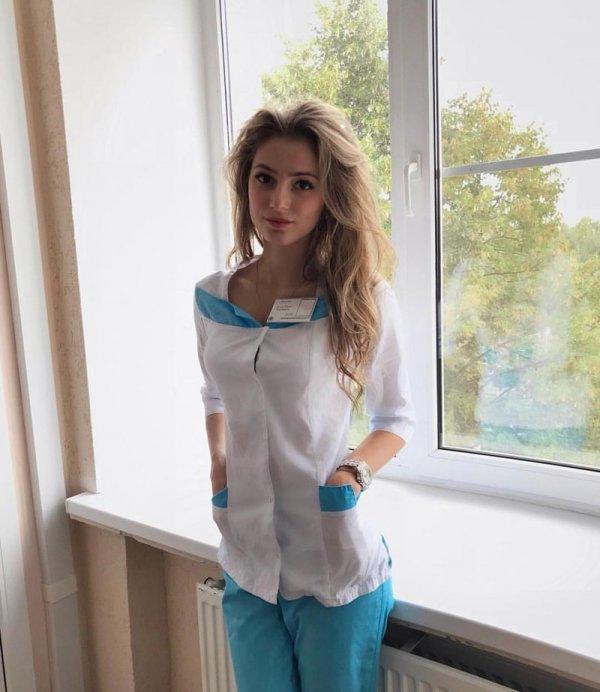 【ロシアン女医】ロシアの美しすぎる医療従事者、これは入院不可避だな・・・・・(画像)・2枚目