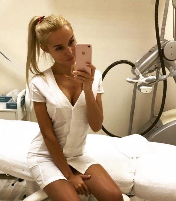 【ロシアン女医】ロシアの美しすぎる医療従事者、これは入院不可避だな・・・・・(画像)・7枚目