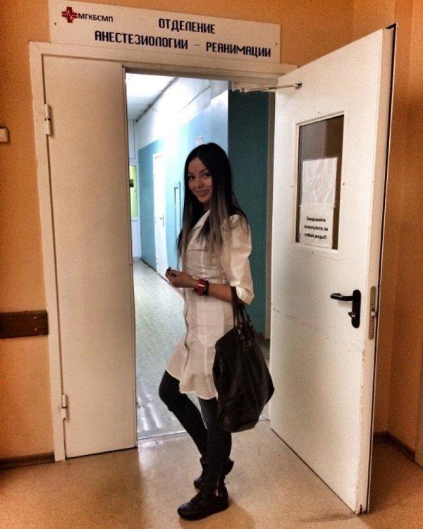 【ロシアン女医】ロシアの美しすぎる医療従事者、これは入院不可避だな・・・・・(画像)・13枚目