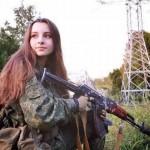 【驚愕】世界最高峰の美人度を誇るロシア軍の女兵士、自衛隊クッソ雑魚すぎて比較にすらならない・・・・(画像)