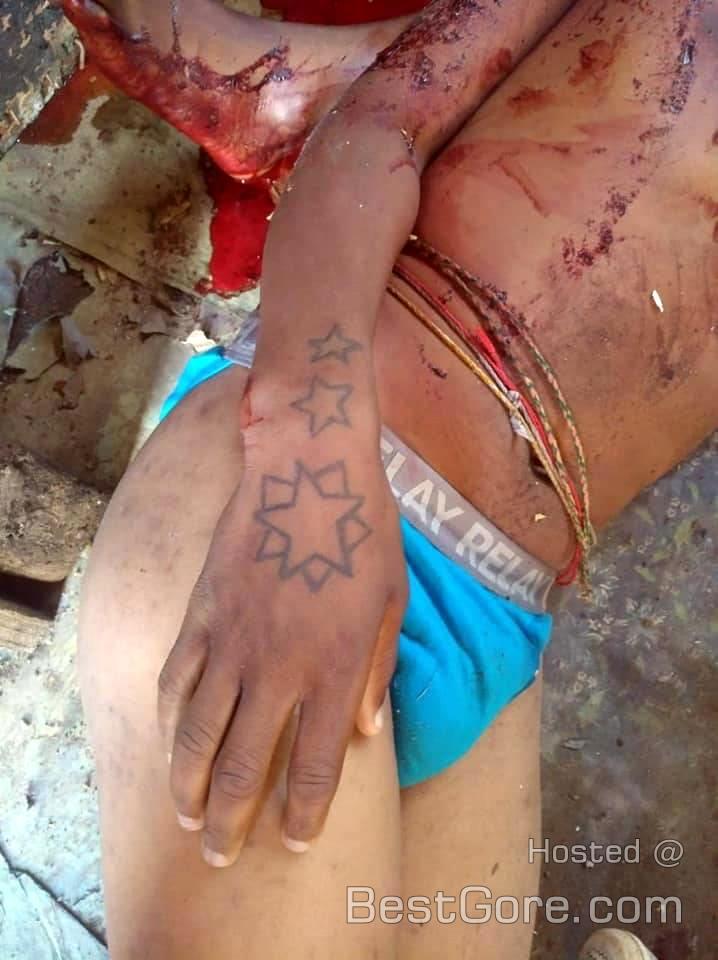 【南アフリカ】警備員を射殺した銃泥棒の二人組、警察に追い詰められ無事射殺される・・・・・(画像)・2枚目