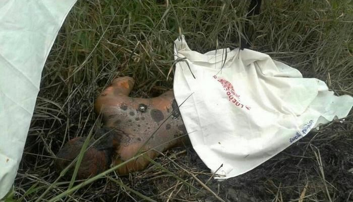 【悲惨】タイの売春婦さん、ヤラれたあとボッコボコにされた上燃やされる・・・・・(画像)・3枚目