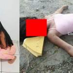 【絞殺遺体】荒野に打ち捨てられたブラジル人少女の絞殺遺体、これは惨い・・・・・(画像)