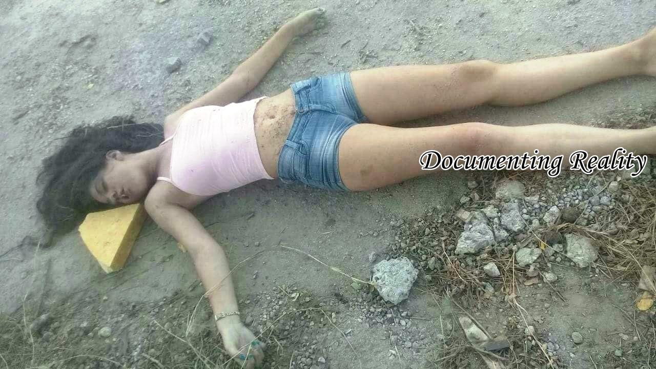 【絞殺遺体】荒野に打ち捨てられたブラジル人少女の絞殺遺体、これは惨い・・・・・(画像)・3枚目