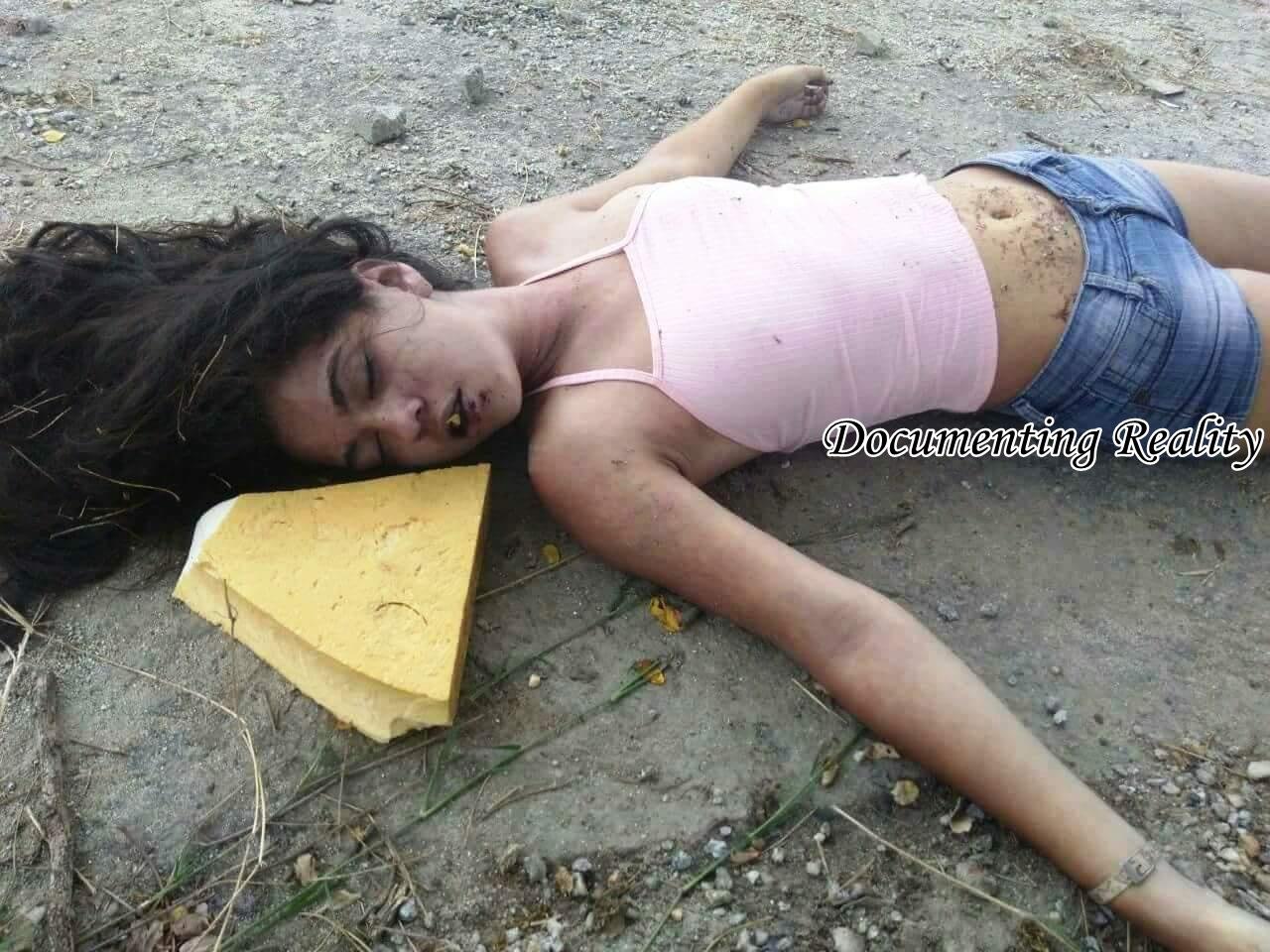 【絞殺遺体】荒野に打ち捨てられたブラジル人少女の絞殺遺体、これは惨い・・・・・(画像)・4枚目