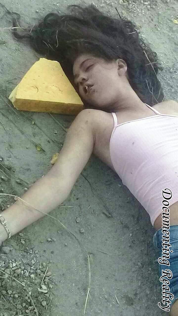 【絞殺遺体】荒野に打ち捨てられたブラジル人少女の絞殺遺体、これは惨い・・・・・(画像)・5枚目
