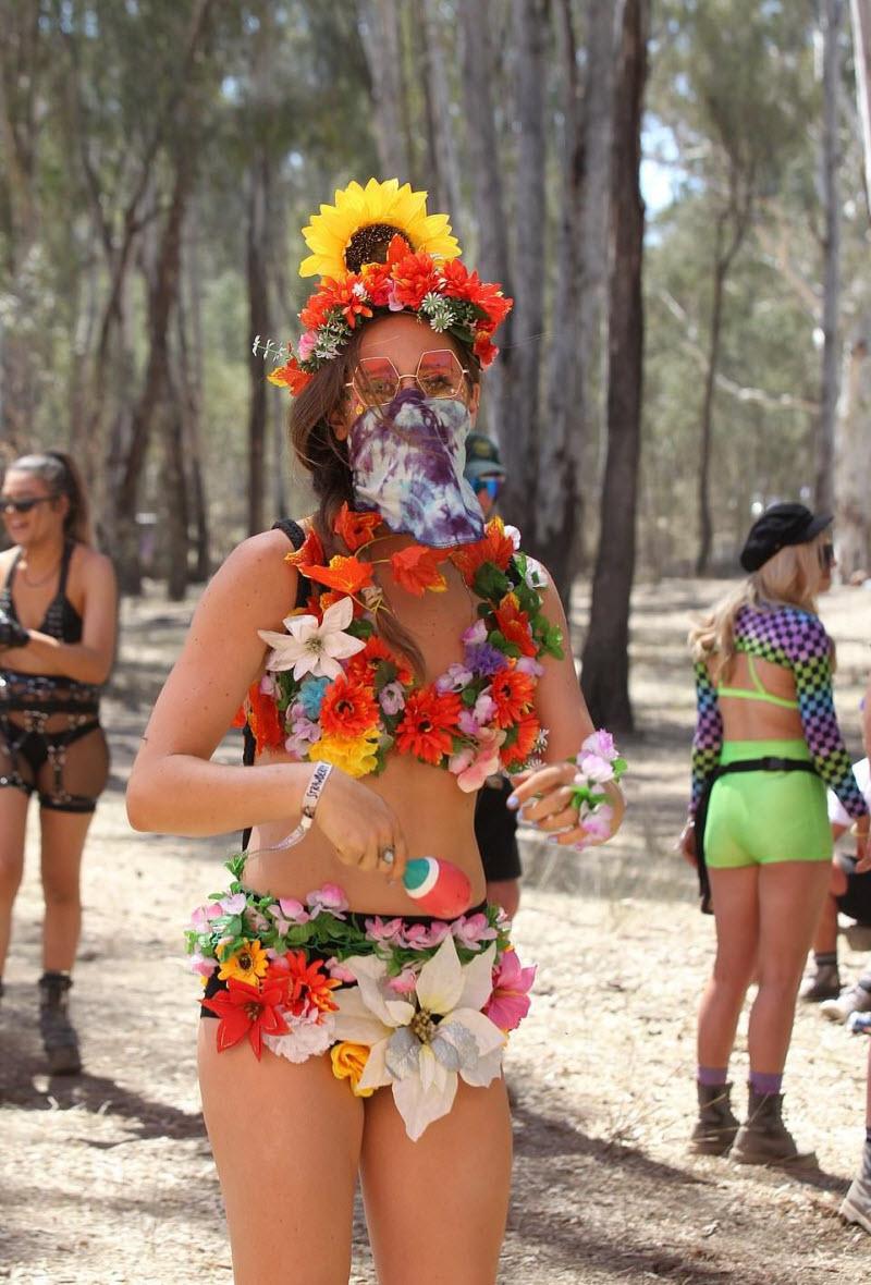 【エロフェス】オーストラリアのお祭りStrawberry Fields Festivalの様子、エロい衣装でクッソ楽しそうwwwww(画像)・11枚目