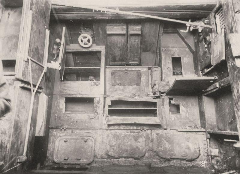 【ドイツの科学力】第一次世界大戦時のドイツのUボート110型、バルブの数スゲーーーーー(画像)・15枚目