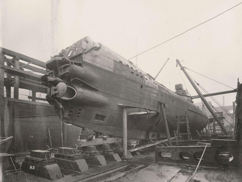 【ドイツの科学力】第一次世界大戦時のドイツのUボート110型、バルブの数スゲーーーーー(画像)・21枚目