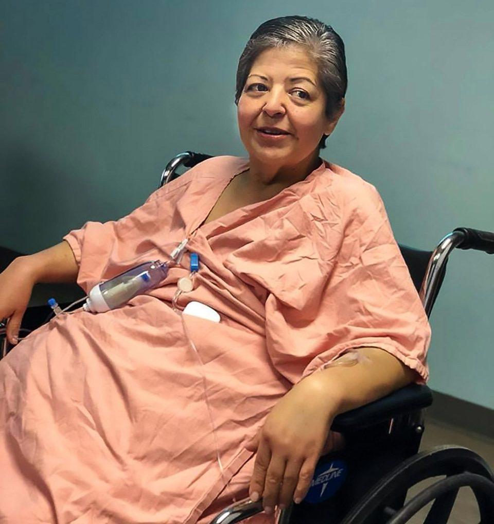 【衝撃】32㎏もの腫瘍を切除したコスタリカの女性、よく生きてたな。。。(画像)・4枚目