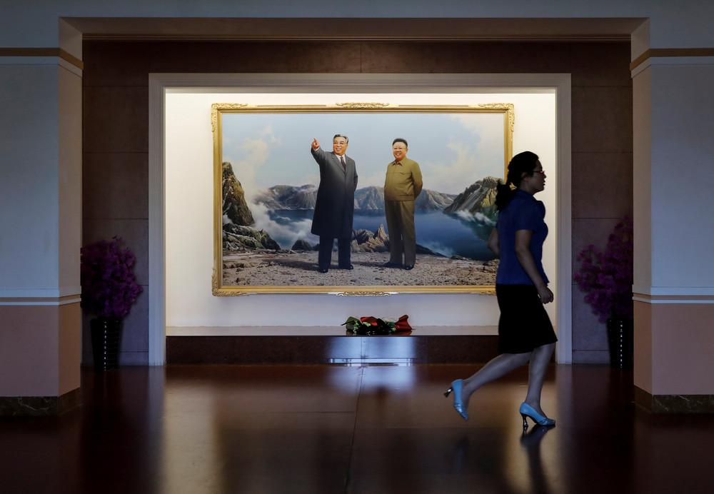 【画像あり】北朝鮮の一般的な上級国民の生活の様子、案外まともそう・・・・・(画像多数)・4枚目