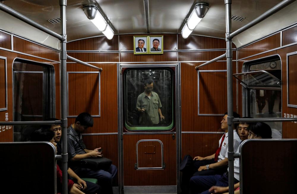 【画像あり】北朝鮮の一般的な上級国民の生活の様子、案外まともそう・・・・・(画像多数)・9枚目