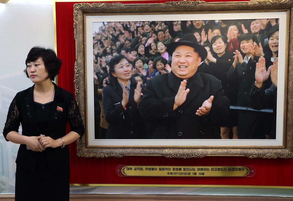 【画像あり】北朝鮮の一般的な上級国民の生活の様子、案外まともそう・・・・・(画像多数)・13枚目