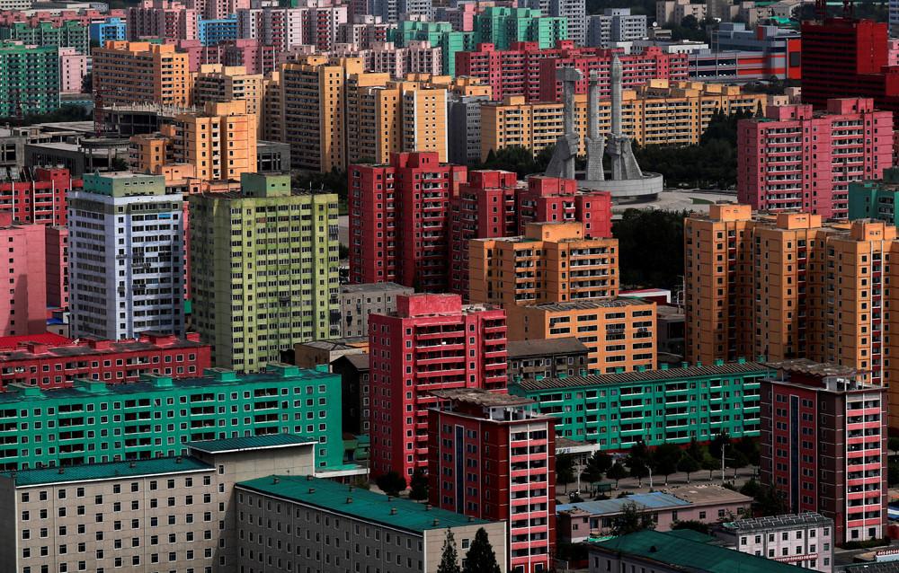 【画像あり】北朝鮮の一般的な上級国民の生活の様子、案外まともそう・・・・・(画像多数)・15枚目