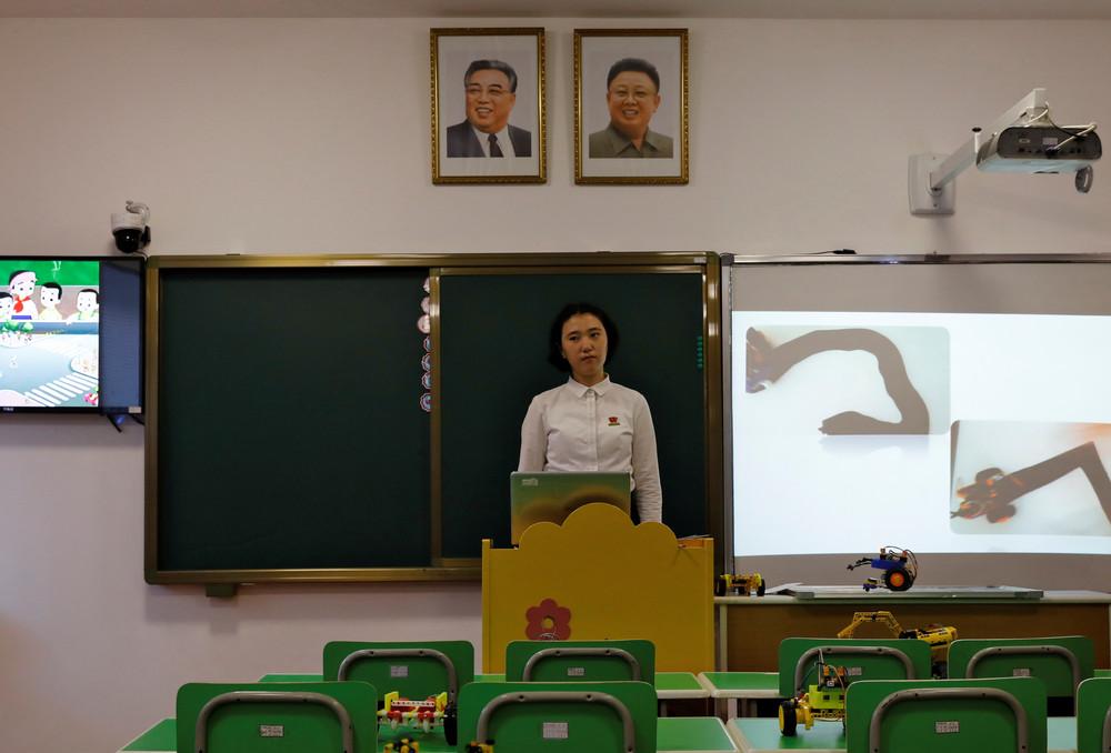 【画像あり】北朝鮮の一般的な上級国民の生活の様子、案外まともそう・・・・・(画像多数)・25枚目