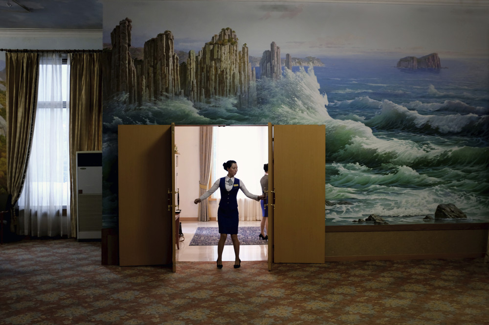 【画像あり】北朝鮮の一般的な上級国民の生活の様子、案外まともそう・・・・・(画像多数)・26枚目