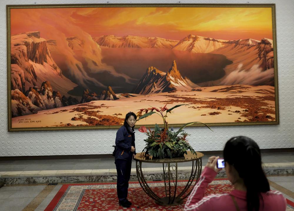 【画像あり】北朝鮮の一般的な上級国民の生活の様子、案外まともそう・・・・・(画像多数)・32枚目