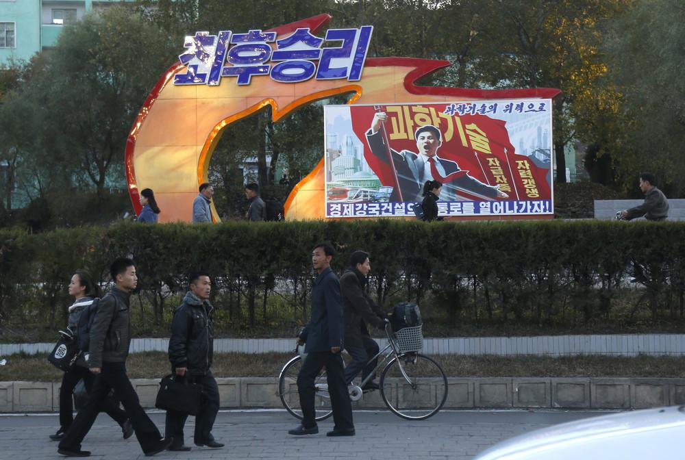 【画像あり】北朝鮮の一般的な上級国民の生活の様子、案外まともそう・・・・・(画像多数)・40枚目