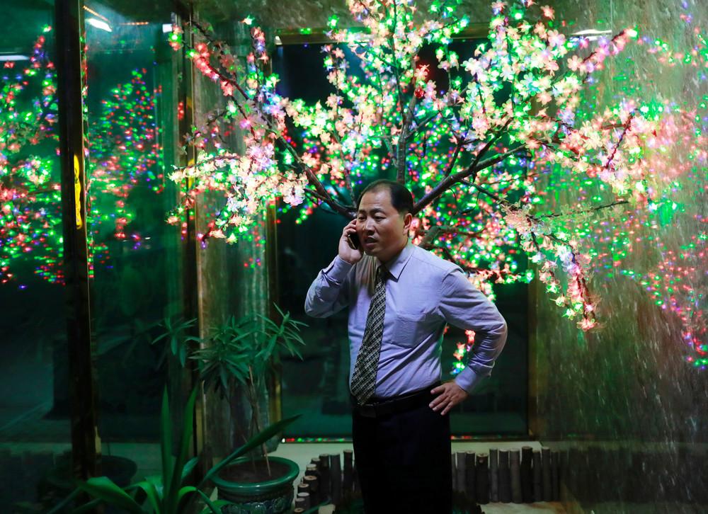 【画像あり】北朝鮮の一般的な上級国民の生活の様子、案外まともそう・・・・・(画像多数)・44枚目