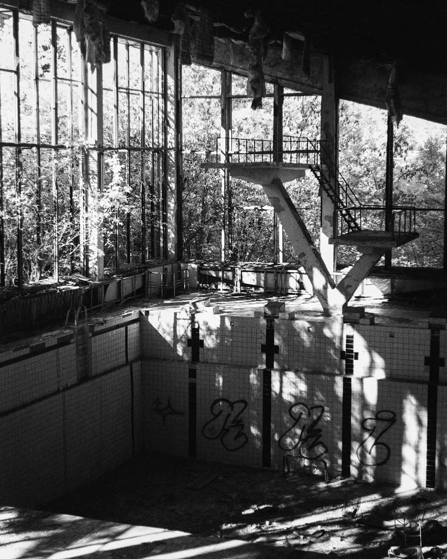 【原発事故】海外の写真家が撮った現在のチェルノブイリとその周辺、なんか神秘的だな・・・・・(画像)・2枚目