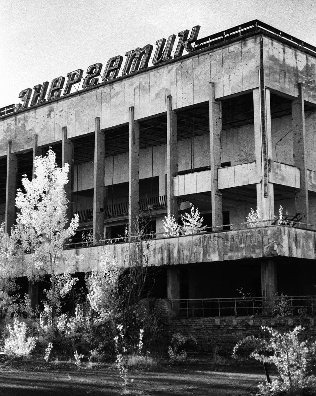 【原発事故】海外の写真家が撮った現在のチェルノブイリとその周辺、なんか神秘的だな・・・・・(画像)・3枚目