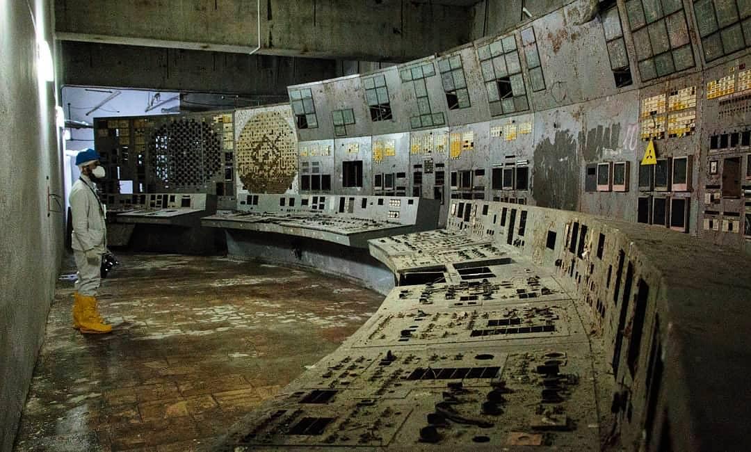 【原発事故】海外の写真家が撮った現在のチェルノブイリとその周辺、なんか神秘的だな・・・・・(画像)・4枚目