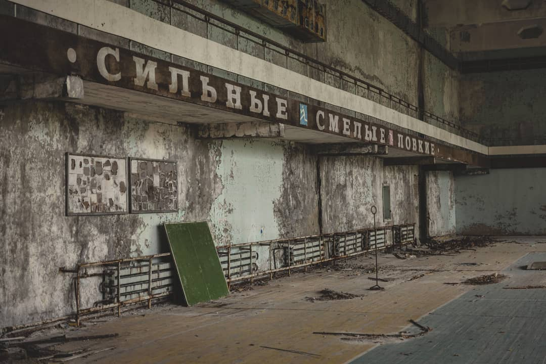 【原発事故】海外の写真家が撮った現在のチェルノブイリとその周辺、なんか神秘的だな・・・・・(画像)・7枚目