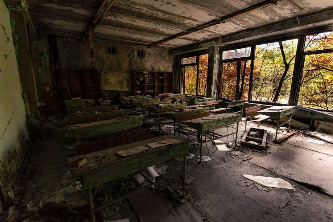 【原発事故】海外の写真家が撮った現在のチェルノブイリとその周辺、なんか神秘的だな・・・・・(画像)・9枚目