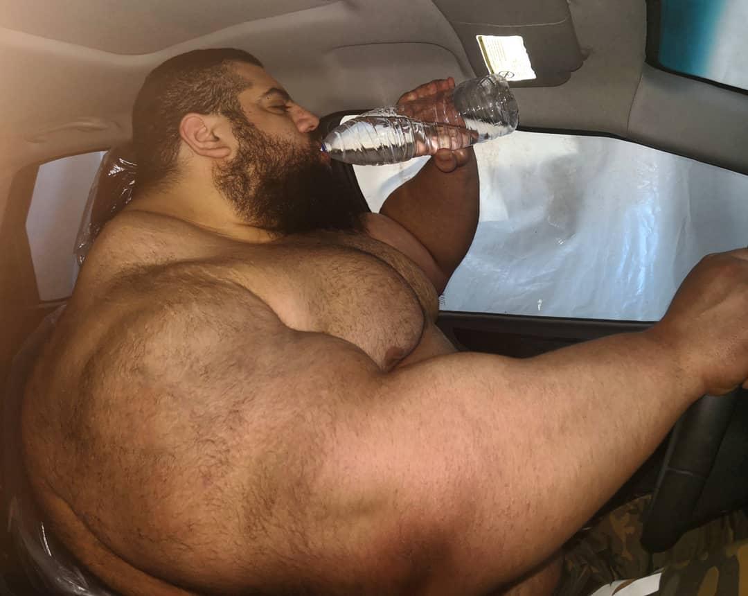 【超筋肉】イランのリアル超人ハルク、ワイ虚弱ニキ喧嘩したら一秒で殺されそう・・・・・(画像)・6枚目
