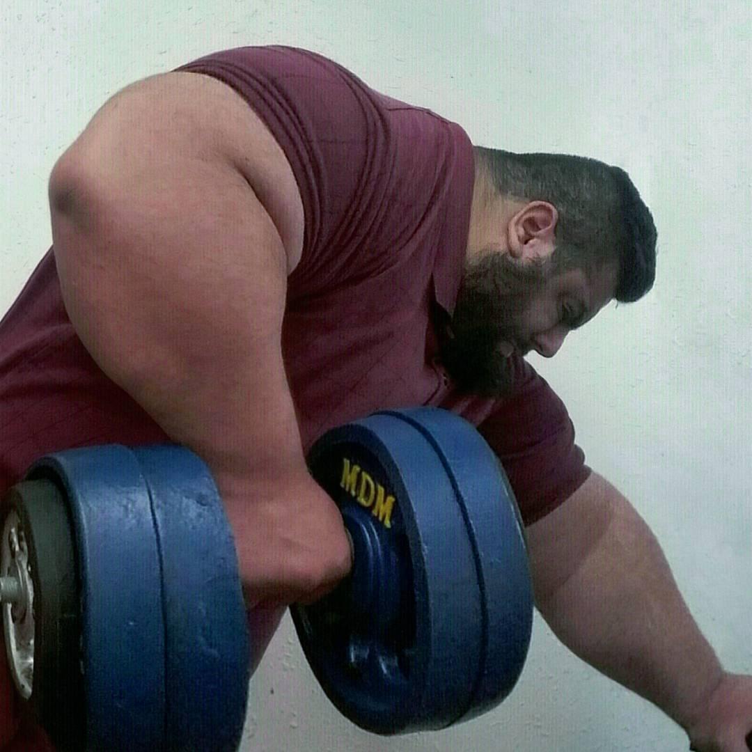 【超筋肉】イランのリアル超人ハルク、ワイ虚弱ニキ喧嘩したら一秒で殺されそう・・・・・(画像)・8枚目