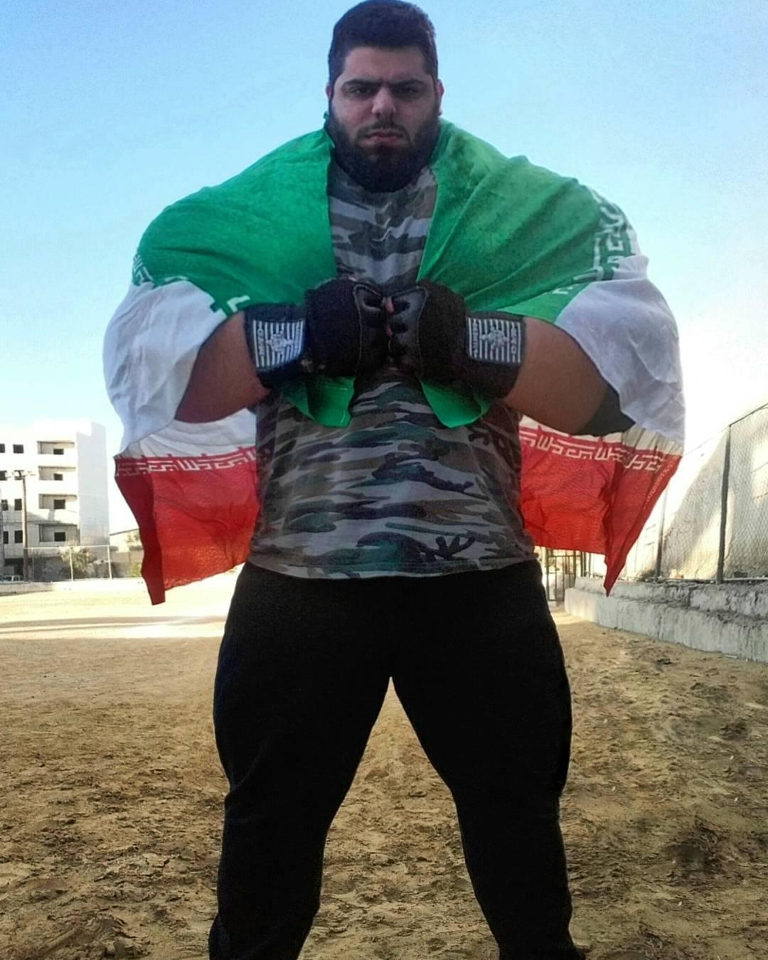 【超筋肉】イランのリアル超人ハルク、ワイ虚弱ニキ喧嘩したら一秒で殺されそう・・・・・(画像)・10枚目