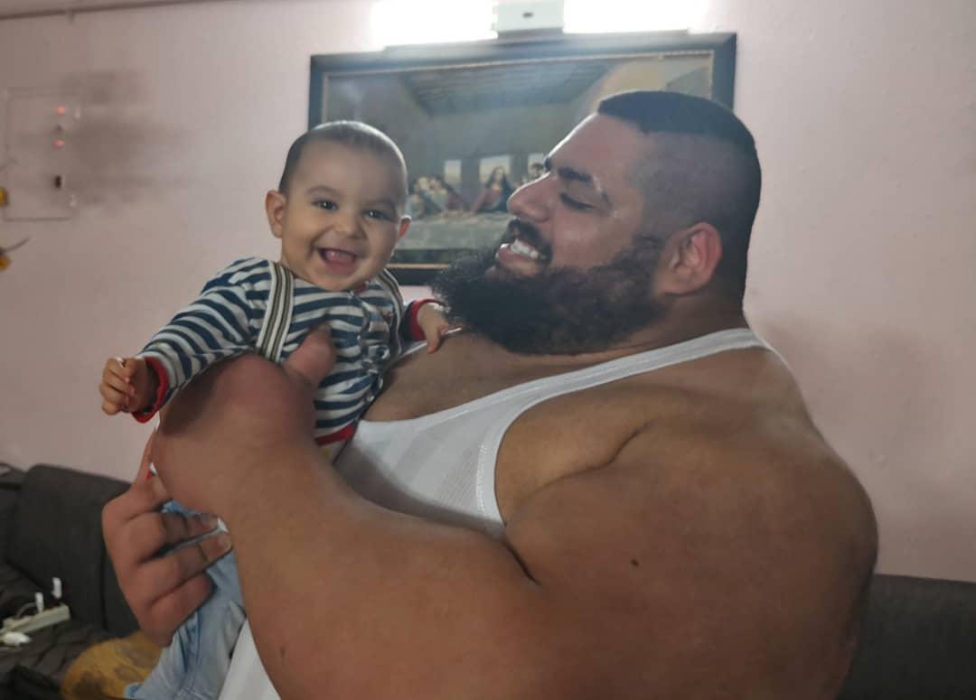 【超筋肉】イランのリアル超人ハルク、ワイ虚弱ニキ喧嘩したら一秒で殺されそう・・・・・(画像)・12枚目
