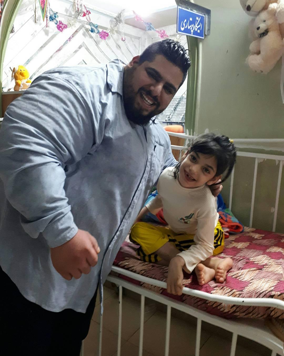 【超筋肉】イランのリアル超人ハルク、ワイ虚弱ニキ喧嘩したら一秒で殺されそう・・・・・(画像)・13枚目