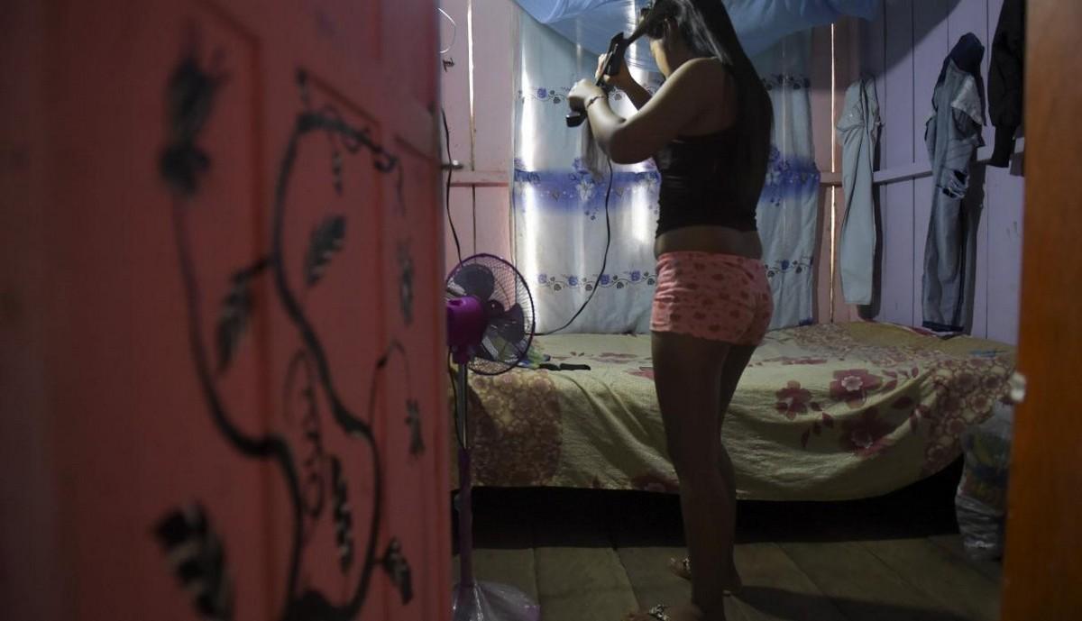 【売春婦】経済崩壊で隣国に逃げ出したベネズエラの売春婦、これは可哀想・・・・・(画像)・2枚目