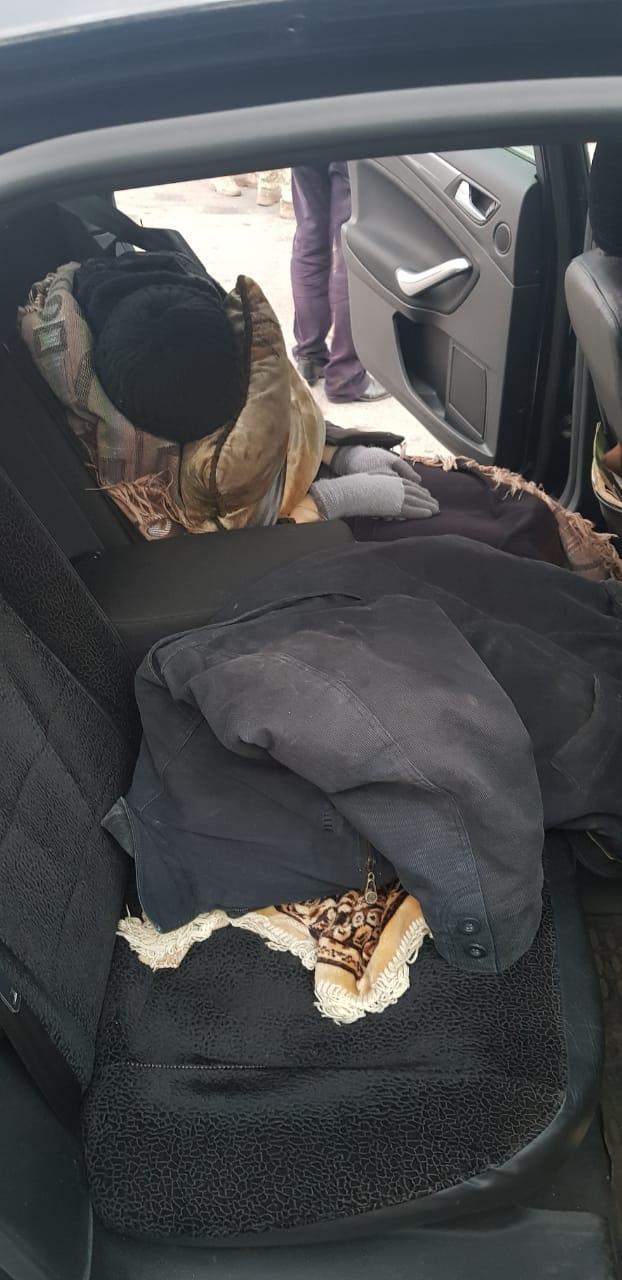 【コマンドー】ロシアからウクライナへ死体を運ぼうとした犯人、普通にバレる・・・・・(画像)・2枚目