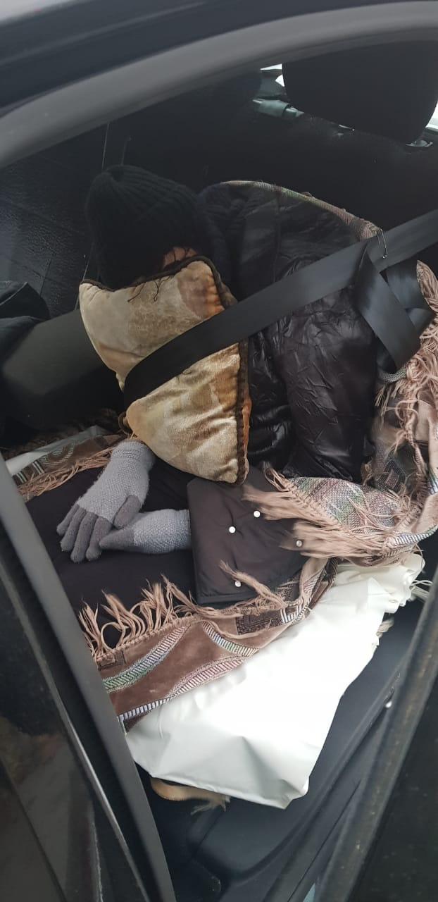 【コマンドー】ロシアからウクライナへ死体を運ぼうとした犯人、普通にバレる・・・・・(画像)・3枚目