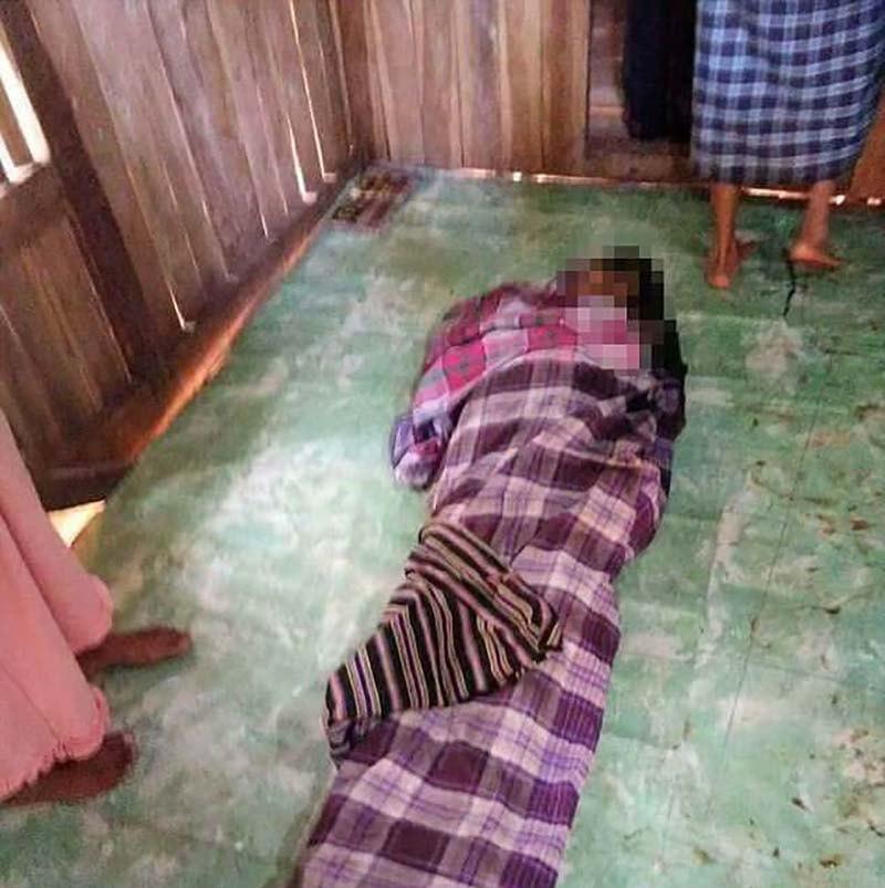 【閲覧注意】インドネシアで巨大ニシキヘビに丸呑みされた女性、腹の中から発見される・・・・・(動画)・5枚目
