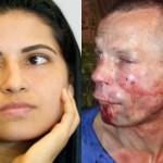 【自業自得】ブラジルの強盗さん、UFC女子ファイターと知らず強盗しようとしてボコボコにされる・・・・・(動画)