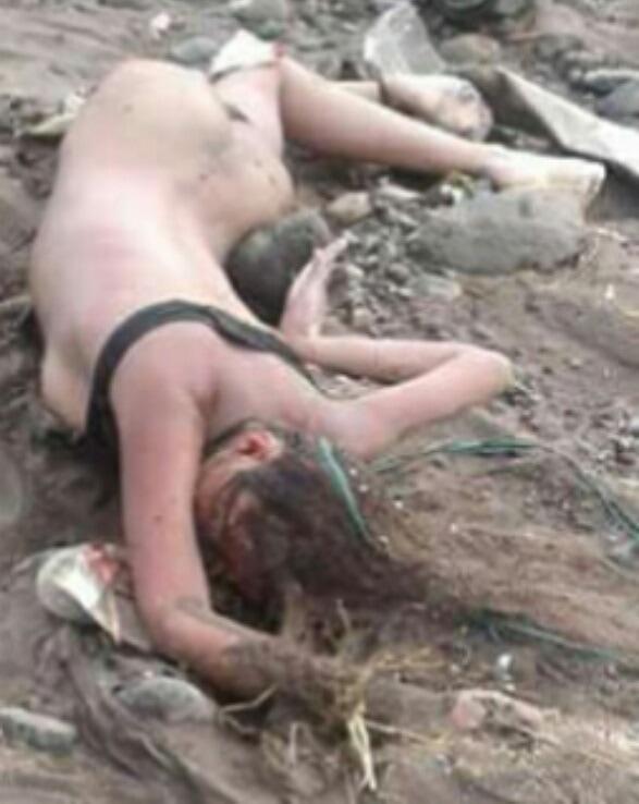 【閲覧注意】詳細不明 南米グアテマラの山中で発見された若いレイプ被害者の遺体、コレは惨い・・・・・(画像)・3枚目