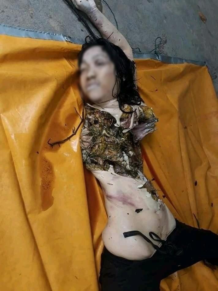 【閲覧注意】インドネシアの会社で飼育されていた体長5メートルのワニ、女性スタッフをペロリ・・・・・(画像)・4枚目