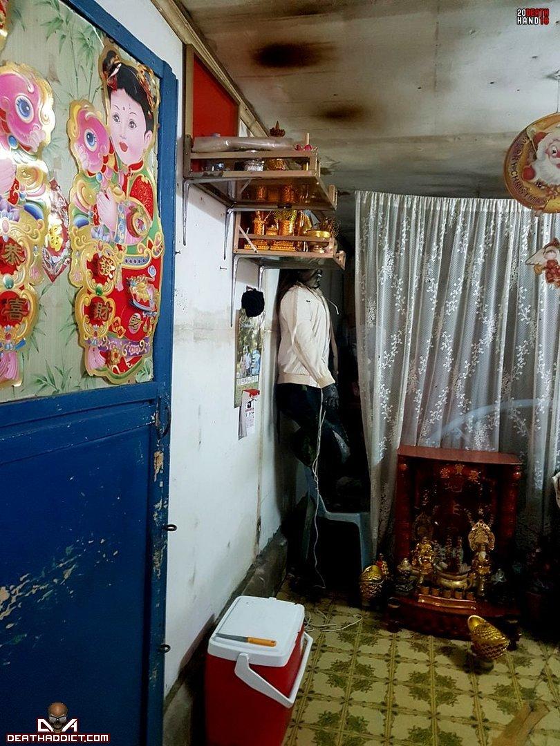 【閲覧注意】カンボジアのアパートで異臭騒ぎ、警察と大家さんで部屋を確認した結果・・・・・(画像)・4枚目