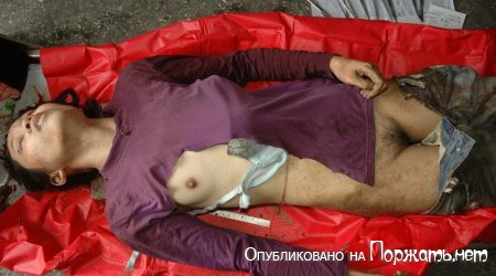 【頻発】中国で多発するレイプ殺人、この被害者画像が出回るのは何でなんだ・・・・・(画像)・16枚目