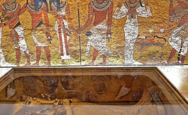 【ミイラ画像】10年の歳月をかけて修復されたツタンカーメンの王墓とミイラ、その画像がコチラ!!(画像)・17枚目