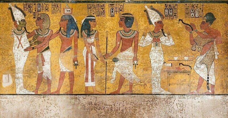 【ミイラ画像】10年の歳月をかけて修復されたツタンカーメンの王墓とミイラ、その画像がコチラ!!(画像)・19枚目