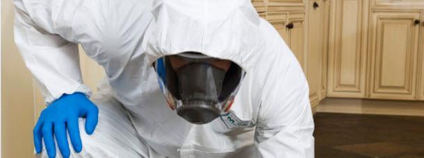 【閲覧注意】海外の特殊清掃作業員、血しぶきの前でSNS画像を撮ってしまう・・・・・(画像)・5枚目