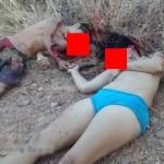 【閲覧注意】麻薬取引でギャングと揉めたブラジルの母子、裸にひん剥かれて射殺される・・・・・(画像)