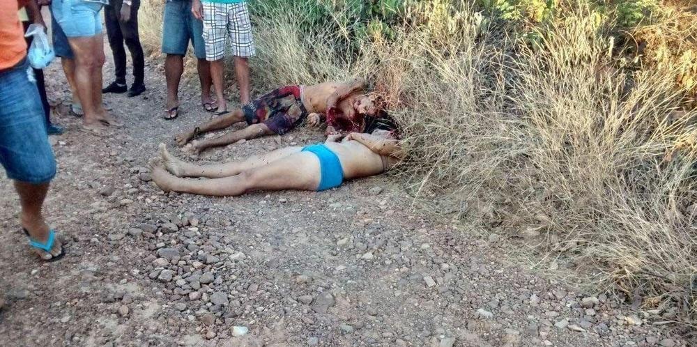 【閲覧注意】麻薬取引でギャングと揉めたブラジルの母子、裸にひん剥かれて射殺される・・・・・(画像)・1枚目